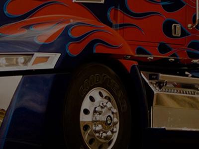 Hombre camión