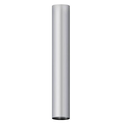 "Tubo recto Aluminizado, 4""  de Diámetro, Aplicación Universal, 4"" X 36"" Longitud"