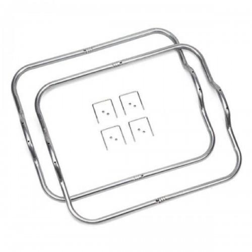 Anillo para barra estibadora cuadrada de aluminio