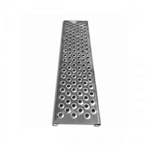 "Aluminum Battery Box Step, 40"" Long, T800/W900 Kenworth Application"