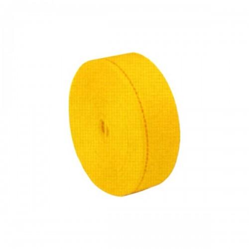 """Banda 2"""" X 300´, color amarillo, carga límite de trabajo 12000 Lbs/5443 Kgs"""