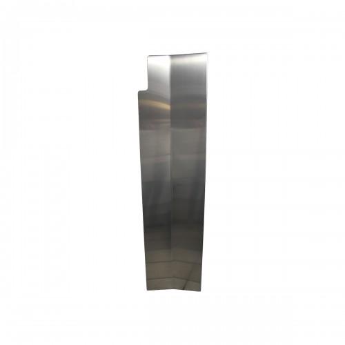ALERON PARA CAMAROTE KENWORTH T800/T600/W900 ALUMINIO LADO CHOFER